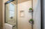 Hall Bath Walk-In Shower