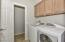 Laundry Room (includes additional storage room)