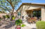 Backyard with Extended Paver and Covered Patio