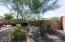 Backyard with Partial View Fencing on an Open Lot