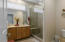 Owner's Suite Bath with Remodeled Walk-In Shower