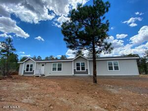 Brand new home on 1.22 acres!