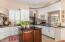 Remodeled Kitchen view