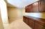Storage/linen cabinets upstairs