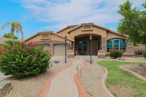 164 E CANYON CREEK Drive, Gilbert, AZ 85295