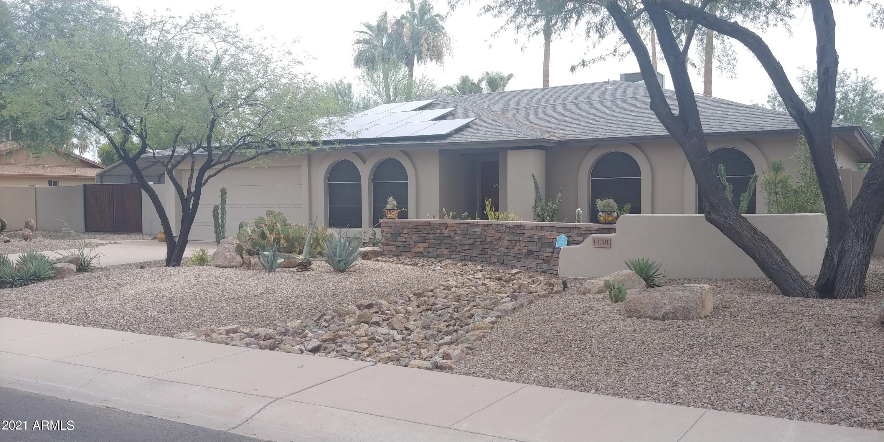 14001 57TH Place, Scottsdale, Arizona 85254, 3 Bedrooms Bedrooms, ,2 BathroomsBathrooms,Residential,For Sale,57TH,6258166