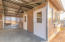 Tack and Grain Rooms