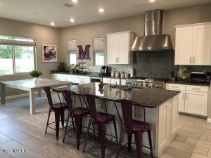 Your gourmet kitchen awaits