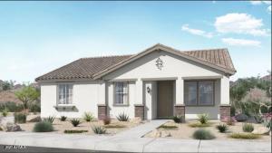 Built by Taylor Morrison~ Plan CC-RM1~ B-Ranch Hacienda elevation ~ Ready Spring 2022!