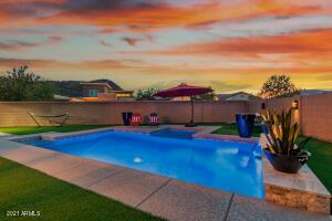 9837 E JAEGER Street, Mesa, AZ 85207