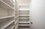 so much storage- walk-in pantry!