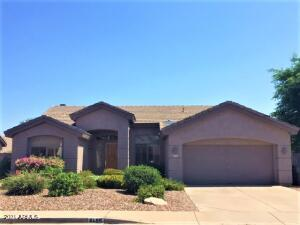 One level home in popular 85254 and no HOA...better hurry!
