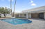 16'x8' arcadia doors and large covered patios afford indoor/outdoor living at its best!