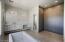 Beautifully designed master bathroom!.