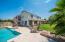 Wonderful upper patio for sunbathing in your resort backyard