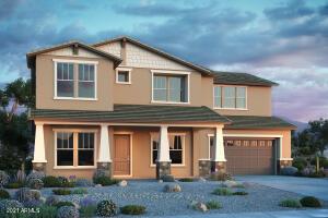 Built by Taylor Morrison, the Denali Craftsman elevation!