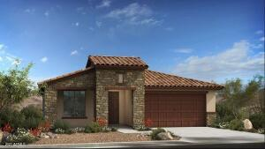 Built by Taylor Morrison, The Sterling Tuscan elevation!