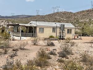 39 Acres Od Wikieup Hillside Road, Wikieup, AZ 85360