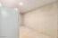 Downstairs Interior Storage