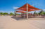 Shade sails make such a lovely difference on the playground! Shade in AZ!