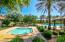 Three community pools