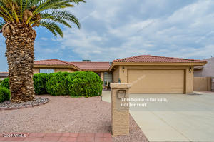 10402 E SILVERTREE Drive, Sun Lakes, AZ 85248