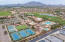 Legacy at Seville tennis courts, pools, grass sports area, community center, and golf course