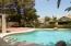 Refreshing pool overlooking waterfront!
