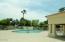 Pecos Ranch community pool & heated spa