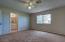 Large master suite