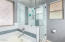 Beautiful updated master bath