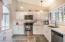 Kitchen - plenty of natural light