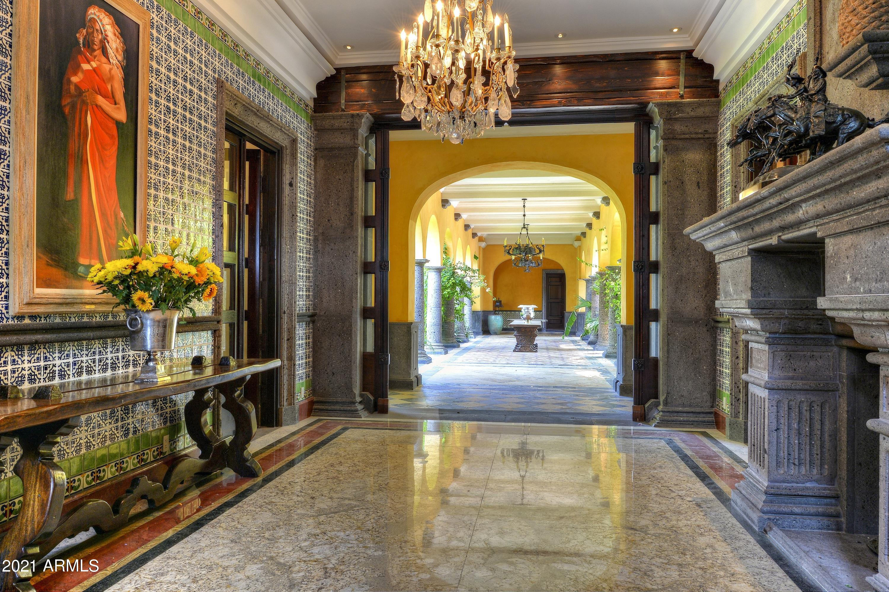 Magnificent Entry Foyer