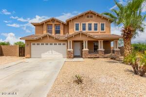 9724 N PEMBROKE Court, Waddell, AZ 85355