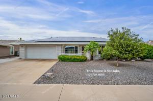 9914 W OAK RIDGE Drive, Sun City, AZ 85351