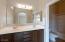 Double Sinks & Tub