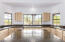 CENTER ISLAND AND TWO SERVING/DINING COUNTER SPACES. BREAKFAST NOOK