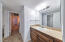 Separate sink area