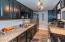 Beautiful kitchen with granite countertops