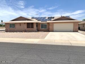 9854 W CEDAR Drive, Sun City, AZ 85351