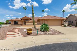 21431 N MORNING DOVE Drive, Sun City West, AZ 85375