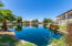 beautiful lake view from back yard