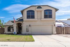 4313 W TOPEKA Drive, Glendale, AZ 85308