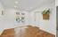 kitchen alcove/bonus area