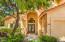 Exterior Entry & Courtyard