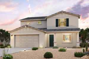 Lot 348 Inventory home Elevation C with 3 Car extended length and 12' height Garage!