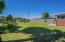 Backyard - East side