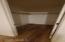 Master bedroom Closet Basement