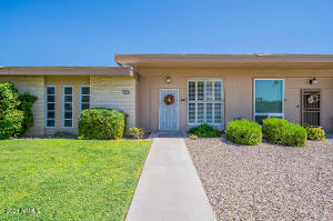 13416 N HAWTHORN Drive, Sun City, AZ 85351