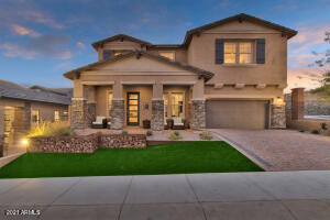 Picture shown is model home
